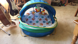Fisher-Price Baby Bubble