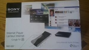 Sony Internet player nsz-gs7, watching TV without mntly bill