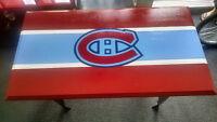Table Canadiens de Montreal