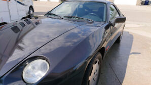 1989 Porsche 928 S4-Beautiful Japanese import!