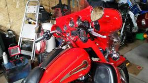 03 Harley Ultra glide limited