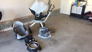 Orbit Baby Travel System Stroller Combo