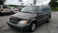 2005 Kia Sedona Anniversary Ed. Safety & Etested ONLY 128 KM Windsor Region Ontario Preview