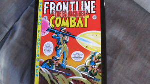 Frontline Combat Comics, Vol.1 first 6 issues
