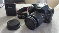 ***GREAT DEAL*** Canon EOS Rebel T1i DSLR (Canon 500D)