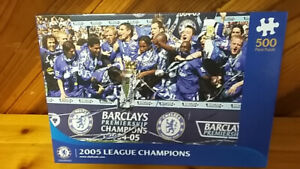 CHELSEA FC JIGSAW PUZZLE