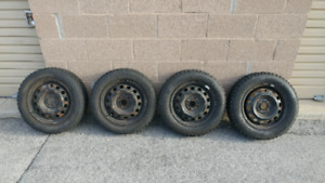 ***WINTER TIRES***AMAZING DEAL!!! 185/65 R14