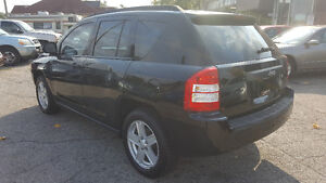 2007 Jeep Compass SUV, Crossover - CERTIFIED & E-TESTED! Kitchener / Waterloo Kitchener Area image 3
