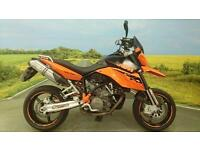 KTM 990 Supermoto 2009** Full Service History, All Keys, MOT History**