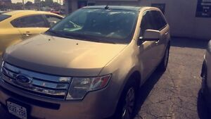 2007 Ford Edge limited. Fully loaded, Safety & E-Tested!  Windsor Region Ontario image 1