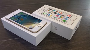 IPHONE 5S Gold - Mint Condition