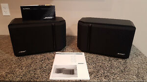 BOSE 201 Series IV Bookshelf Speakers