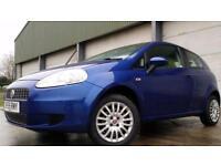 2009 Fiat Grande Punto 1.4 8v Active 3dr