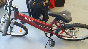 "20"" Girls Raleigh Rave Bike - New"