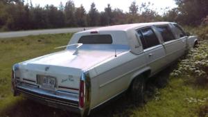 Cadillac limousine 1969