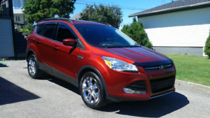 Ford Escape SE 2,0 Ecoboost Awd  cuir
