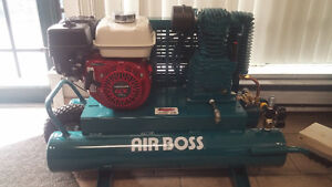 NEW ABWB-5 Airboss Gas Driven Air Compressor IN STOCK!