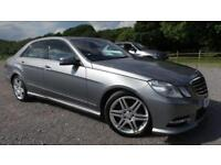 2013 13 MERCEDES-BENZ E CLASS 2.1 E250 CDI BLUEEFFICIENCY SPORT 4D AUTO 204 BHP