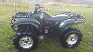 Trade. My quad mint condition for sled
