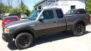 2007 Ford Ranger FX4 Level II Pickup Truck
