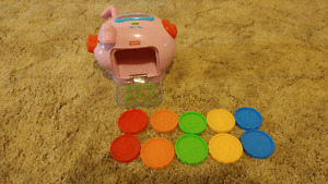 Fisher Price Piggy Bank
