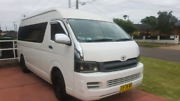 Toyota hiace commuter Liverpool Liverpool Area Preview
