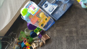 Hamster/Mouse Cages and Accessories for Sale!