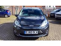 2010 Ford Fiesta 1.4 Titanium 5dr Manual Petrol Hatchback