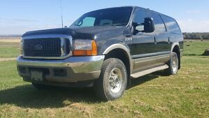 2000 Ford Excursion Limited - 7.3 Powerstroke Turbo Diesel