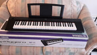 Yamaha NP-11, Like New, Excellent Condition