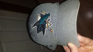 Brand New San Jose Sharks Hat 20 obo