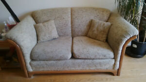 Moving Sale - Dining Table, Chairs, Futon, Sofa, Coffee Table