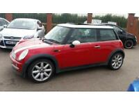 Mini Mini 1.6 Cooper, Big Wheels, Electric Glass Panoramic Roof