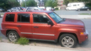 2008 Jeep Patriot - Needs Alternator, will drive to garage