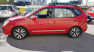 2010 Kia Rondo EX w/3rd Row Wagon 4995.00 taxes incl and safety