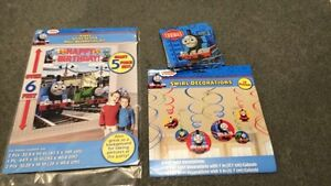 Thomas the train party decorations London Ontario image 1