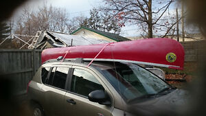 Selling Great Condition Canoe with all Accessories!!!