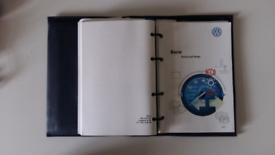 Volkswagen Bora service manual.