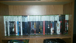 PS3 and xBox 360 consoles + games