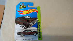 Hot wheel, 64 chevy chevelle ss, 233/250, BFF10