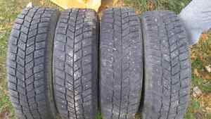 MAZDA 3 WINTER TIRES FOR SALE