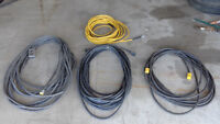 Construction Quality Extension Cords