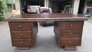 Real Wood Desk South African import