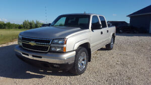 2006 Chevrolet Silverado 1500 LT Z71 low kms