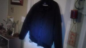 Very clean seldom worn old Navy black winter coat (down filled) St. John's Newfoundland image 1