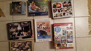 MORE JIGSAW PUZZLES