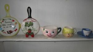 Various Antiques/Collectables..Starting @ $2.00 Ea.