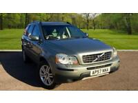 Volvo XC90 2.4 AWD Geartronic 2008MY D5 SE Lux 7 SEATS WILLOW GREEN MET
