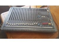 Soundcraft Spirit Live 4 - Comes with DCP-100 Powersupply (Worth £200+ Used!)
