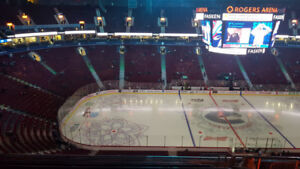 Vancouver Canucks vs Toronto Maple Leafs - Wednesday March 6th